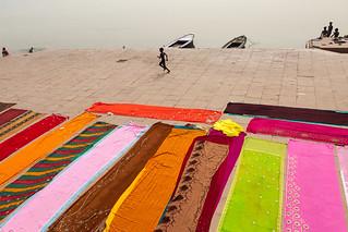 Saris, Varanasi