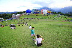 IMG_3633 (HL's Photo) Tags: travel urban nature landscape balloon taiwan