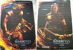 Poster / Affiche cinema Immortals ( Les immortels ) (beudoing) Tags: cinema film les movie poster evans luke mickey henry affiche singh rourke immortals cavill tarsem immortels