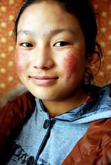 The wild Eastern Tibet of Kham-1044 large (frieda ryckaert) Tags: china tibet tibetan kham sichuan litang     tibetangirl tibetanculture