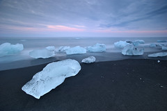 Glacial river lagoon, Jkulsrln, Iceland (Dariusz Wieclawski) Tags: availablelight nikondigital nightscapes landschaftlandscape nighthawks beingthere wondersofnature nightlandscapes naturelandscapes fantasticnature wonderfulwater flickriceland ilikeyourstyle zf2 phototechnical tonemappedlandscapes worldtrekker theworldinflickr photographyplanet fantasticnaturegroup icelandaward distagont3518 nikkond700users evergreenbeautygroup nikondslrcarlzeiss nikonpassionpool me2youphotographylevel1 icelandsincrediblecoloursandwatermoods