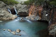 Fairy Pools, Glen Brittle, Isle of Skye, Lee Big Stopper (JamboEastbourne) Tags: skye scotland big glen fairy pools lee isle allt stopper coir brittle mhadaidhr