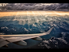 Flying into God's Country (Brent Mooers Photography) Tags: canada vancouver canon fly