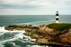 Tesoro n3: Un lugar favorito (mariaDuB) Tags: sea lighthouse faro isla pancha ribadeo