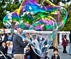 Big bubble, London