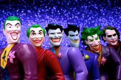 Jokers Wild! (JD Hancock) Tags: smile comics fun toy actionfigure photo dc interesting purple image very action bokeh good great group picture best cc figure batman excellent joker greatest dccomics char makemesmile inkitchen macromondays jdhancock