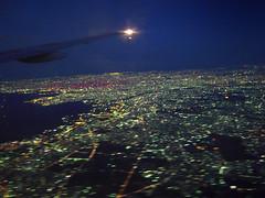 Tokyo (buchigire) Tags: paris france night tokyo flight   coolpixs600