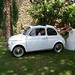 "Mariage en Fiat 500 Blanche • <a style=""font-size:0.8em;"" href=""https://www.flickr.com/photos/78526007@N08/7637029886/"" target=""_blank"">View on Flickr</a>"