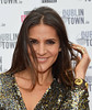 Amanda Byram launches the Dublin Fashion Festival which takes place from 6th - 9th of September Dublin, Ireland