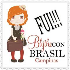 Fui BlytheCon Brasil!!!
