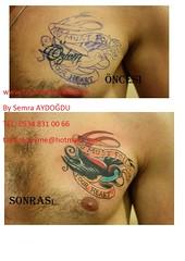 Cover up bird tattoo / ku dvme (taksim beyolu dvmeci) Tags: woman art tattoo artist femme models drawings istanbul tattoos taksim examples vrouwen tatouage bayan mannen kiz modle modelleri dovme izimler dovmeciler taksimdovme dovmemodelleri dovmesi