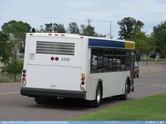 Metropolitan Transportation Services 4339 (TheTransitCamera) Tags: gillig metropolitan transportation services mts mts04339 lowfloor public transit transport system city bus service local maplewood mn minnesota