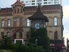 Old clock tower (corsi photo) Tags: milwaukeewisconsin clocktower building architecture