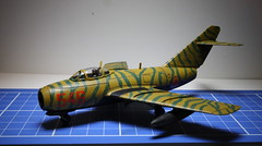 Mig 15 (Szmytke) Tags: airfix mig korean war russian north korea b29 night fighter