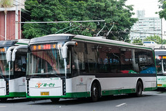 金刚电车2/The Transformer Trolleybus II (KAMEERU) Tags: guangzhou bus public transportation trolleybus gz5110