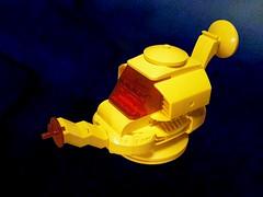 Suntron - The Flying Teapot (Crimso Giger) Tags: lego ship moc space flyingteapot suntron
