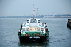 Hythe Ferry (tonydickins) Tags: hythe southampton ferry boat maritime water southamptonwater sail catamaran