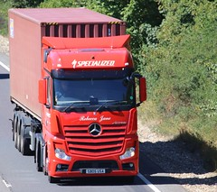 Specialized (JNP2014) Tags: lorry truck mercedes
