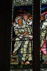 IMGP5037 (dvdbramhall) Tags: stainedglass glass window church scotland linlithgow stmichaels burnejones preraphaelite