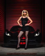 The Black Widow (James Ismert Photography) Tags: alt artisawoman black blackheels blackdress bodycon girl glamour gorgeous heels highheels legs lipstick minidress nik nikon nylons pantyhose portrait sexy stockings sultry waistcincher woman corvette fishnet thighhighs