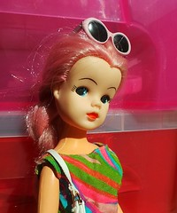 In the pink (pacific_rin) Tags: doll sindy pedigree spacefantasy barbiedress