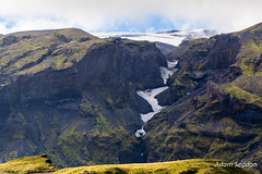 Iceland-2016-2641 (Adam_12) Tags: eyjafjallaglacier eyjafjallajkull iceland nature glacier icecap landscape mountains snow volcanic volcano southernregion