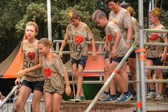 last steps (stevefge) Tags: strongviking vikings run event sport people candid girls kids kinderen children boys mud nederlandvandaag reflectyourworld