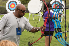 20160919_nvssc_day-2 (59) (U.S. Department of Veterans Affairs) Tags: summer sports clinic adaptive sandiego therapy sport archery chula vista olympic training center