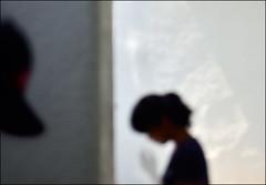 F_DSC8792-1-1-Nikon D800E-Nikkor 24-70mm-May Lee  (May-margy) Tags:  maymargy portrait  hat  stucco  wall  column  blur  bokeh   streetviewphotographytaiwan  mylensandmyimagination  linesformandlightandshadows  naturalcoincidencethrumylens  doubleexposure    taiwan repofchina fdsc879211 taipeicity nikond800e nikkor2470mm maylee