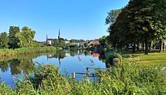 Indian Summer: ilpendam (Peter ( phonepics only) Eijkman) Tags: zaanstreekwaterland waterland water nederland netherlands nederlandse noordholland holland