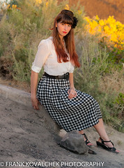 Shooting with Challis is addictive (Alaskan Dude) Tags: idaho melba celebrationpark photoshoot photoshoots people portrait fashion models vintage retro pinup