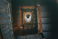 Elvira (Ierofania) Tags: analog analogue camera canonet 28 35mm florentine staircase stairs federico cioli
