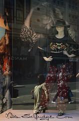 dthjrhertwtwtew (Pixel whippersnapper) Tags: london shop window reflection burqa