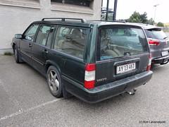 1994' Volvo 960 2,5 (MY95)