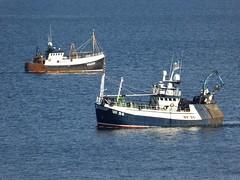 Moremma - Solstice (allyB803) Tags: morayfirth fishingboat squidfishing