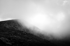 Up to the sky... (Francizc Chachula) Tags: mountain fagaras masif clime sky clouds fade bw nikon d7200 18105mm rocks nature natural sinusoidal composition august 2016
