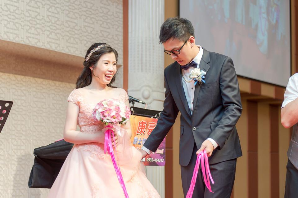 台南婚攝 情定婚宴城堡永康館 婚禮紀錄 C & V 153