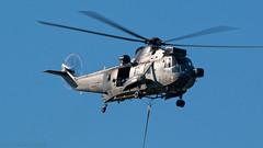 Sea King Mk.41 (spotterblog) Tags: 8961 ausenlast etmn hubschrauber mfg5 mk41 nordholz seaking