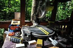 chop saw with a view-5274_3 (BillRhodesPhoto) Tags: billrhodes asheville nc porch woodworking saw powertool