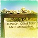 Jewish Cemetery and Memorial Sign