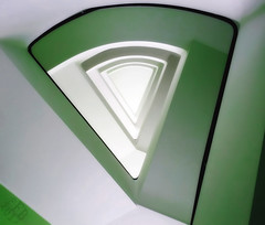 abstract scale architecture triangle geometry vertigo... (Photo: Fil.ippo on Flickr)