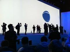 Samsung Galaxy S3 launch London