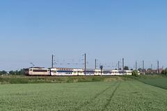 BB 256xx + VR 2N / Lesquin (jObiwannn) Tags: train locomotive ter ferroviaire