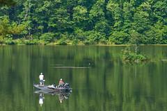 Big Hill Pond State Park (bhophotos) Tags: statepark trees usa lake nature landscape geotagged boat fishing nikon tennessee swamp nikkor midsouth westtennessee d80 2470mmf28g bighillpond bruceoakley travismcnattlake bighiilpondstatepark