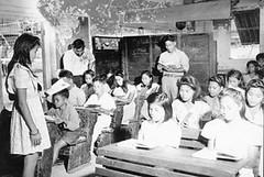 Francisco Q. Sanchez School Classroom