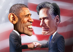 Barack Obama vs. Mitt Romney 2012