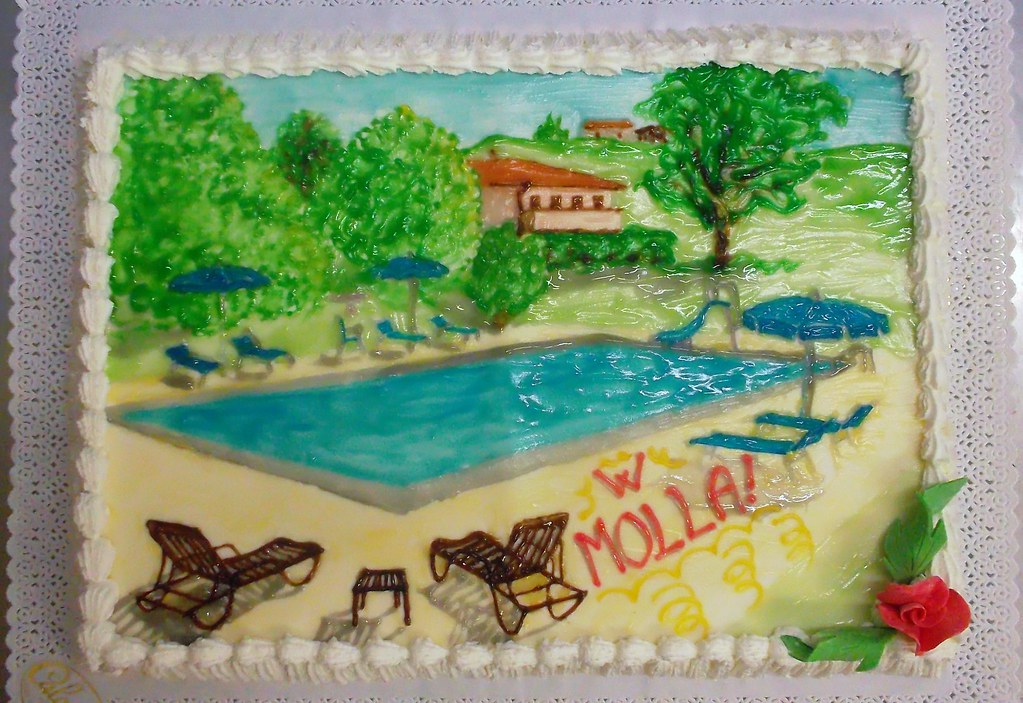 The world 39 s most recently posted photos by painted cakes for Decorazione torte torino