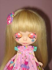 Rose, my little cupcake