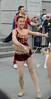 Img284857nx2 (veryamateurish) Tags: london trafalgarsquare cheerleaders band usc universityofsoutherncalifornia girl woman miniskirt