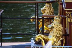 Gloriana 34 (Mabacam) Tags: red thames gold lion royal richmond barge gloriana diamondjubilee rowbarge